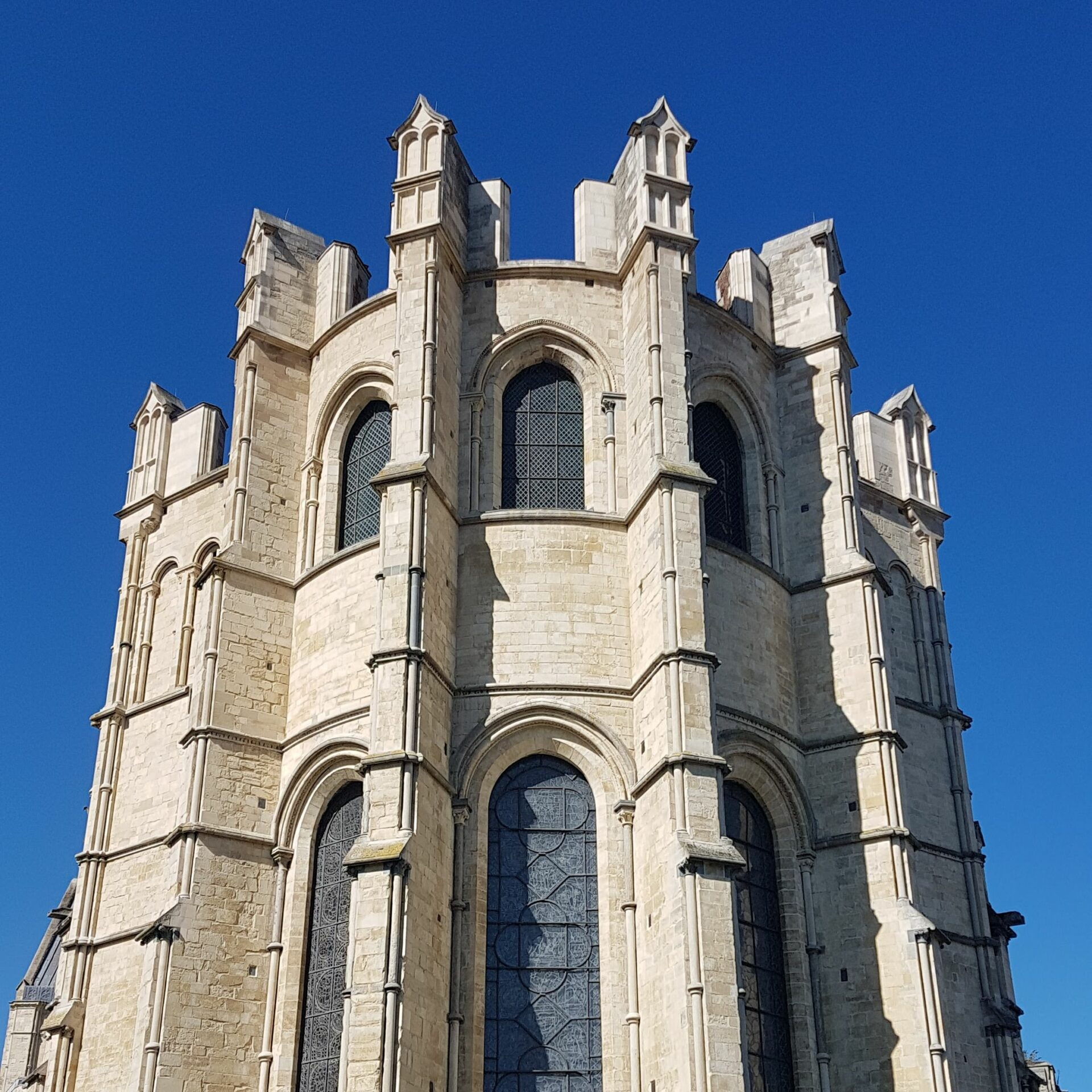 Canterbury Cathedral East