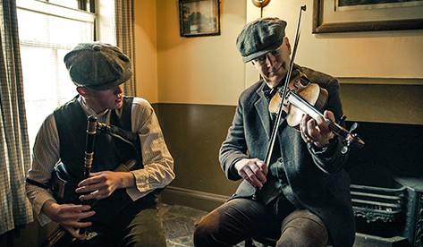 Ulster Folk & Transport Museum Musicians