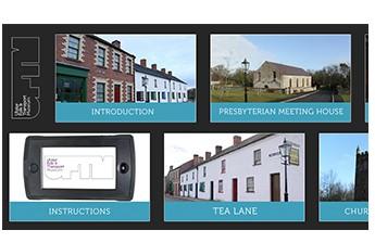 Ulster Folk Museum Multimedia Guide Main Menu