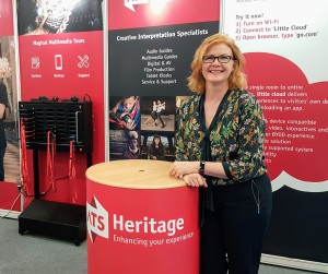 Anne Fletcher appointed at the M&H show 2017