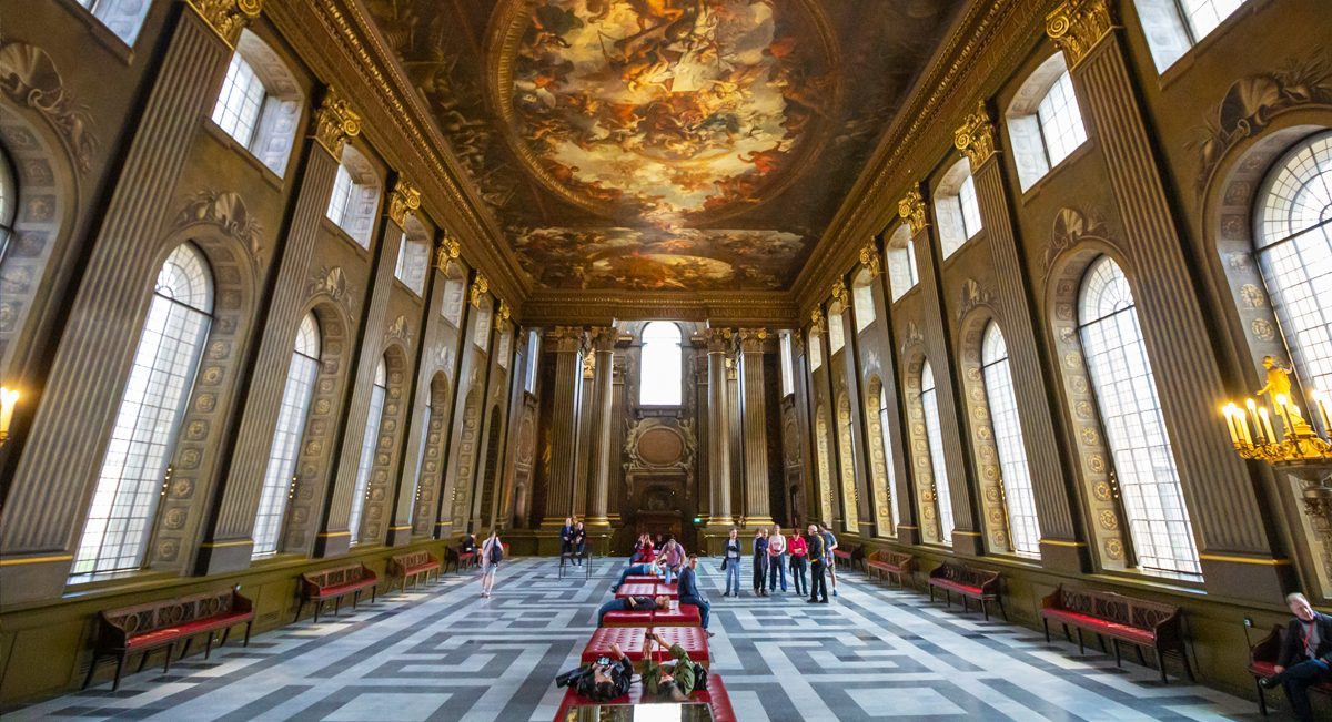 The Painted Hall, Greenwich