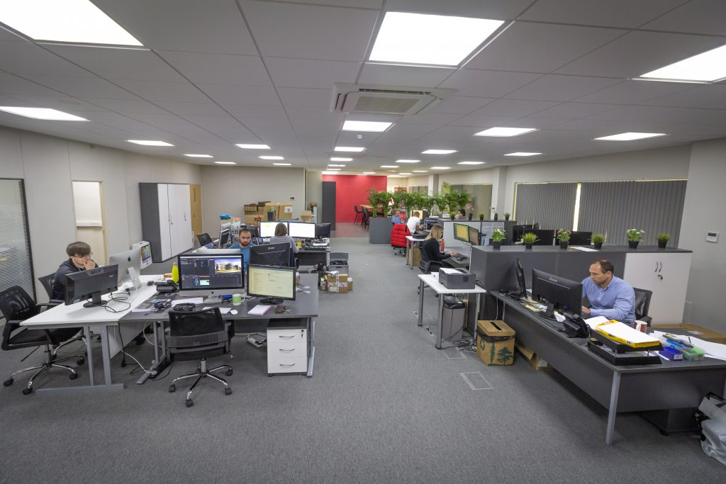 ATS Offices Internal Wide Photopgraph