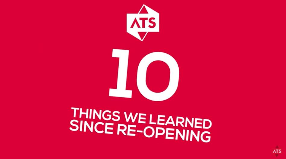 Top 10 Things We've Learned